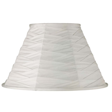 CHERIE Cross Pleated Shade